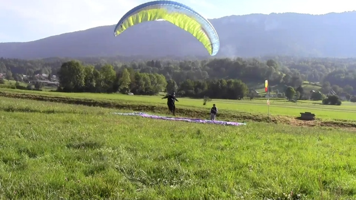 Laurent atterro 1