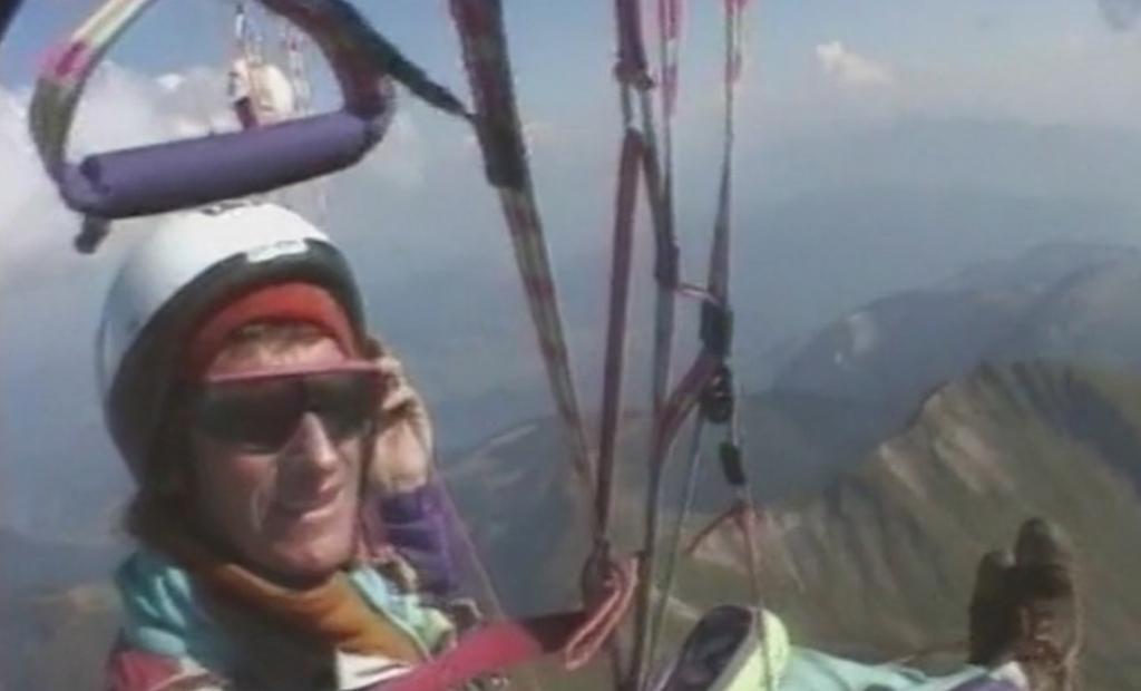Pierre Bouilloux - triangle 132 km - 1993